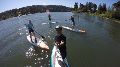 Portland Paddleboard Lessons